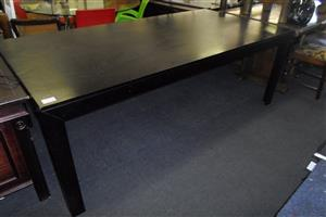 Wooden 10 Seater Dining Room Table
