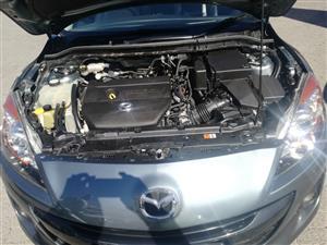 2012 Mazda 3 Mazda Sport 2.0 Dynamic