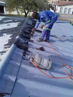 Waterproofing touch-on and Damp-proofing