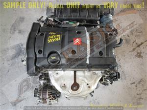 CITROEN -10FX7V -1.6 EFI 16V Engine -PEUGOET 307