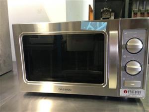 Daewoo restaurant microwave