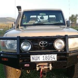 2010 Toyota Land Cruiser 79 single cab LAND CRUISER 79 4.0P P/U S/C