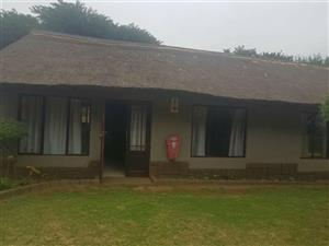 Bredell - 3 bedrooms 1 bathroom house available R9500