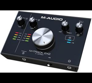 M-AUDIO MTRACK-2x2 AUDIO INTERFACE