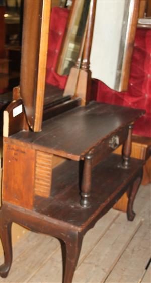 Brown dressing table S031014D #Rosettenvillepawnshop