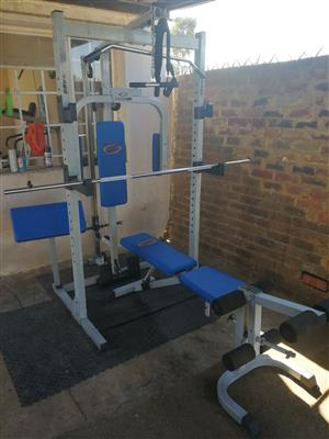 Trojan Powercage  gym