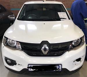 2016 Renault Kwid 1.0 Dynamique