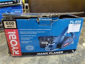 650W Ryobi PL-650 Hand Planer
