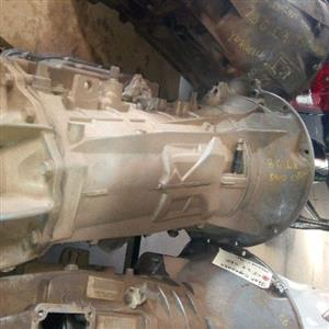 jeep gearbox 2.8