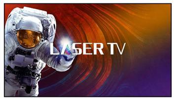 Hisense 4K Ultra HD Smart Laser TV 2018 - 100 inch (100L8D)