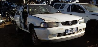 Toyota Tazz used spares for sale