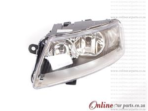 Audi A6 3.2 Left Hand Side Electric Headlight Headlamp 2005-2008