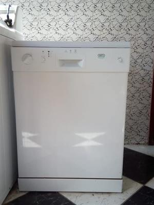 Defy dishwasher 12 place setting