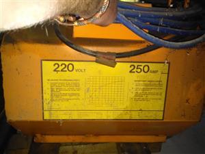 Tonco oil bath welding machine for sale