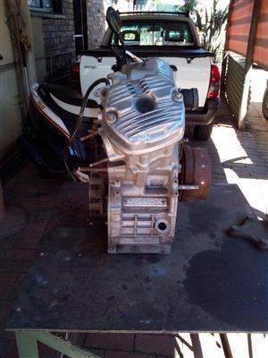 Honda 500 silverwing motor