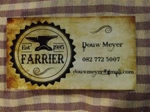 Farrier Services