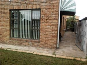 Separate entrance to let
