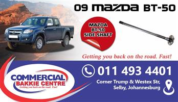 mazda bt50 side shaft