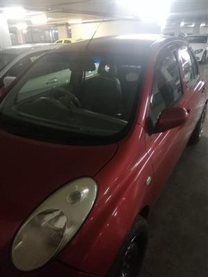 2011 Nissan Micra 1.4 5 door Comfort