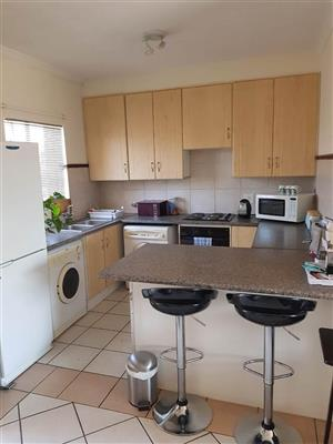 A 2 bedroom unit to let.