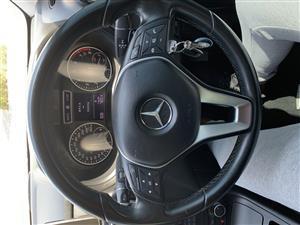 2015 Mercedes Benz B-Class B200 A/T (W247)