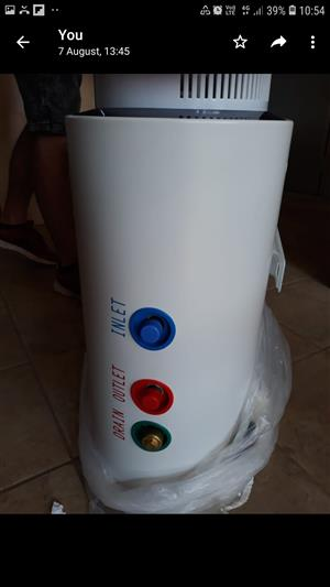 50 litre induction heater