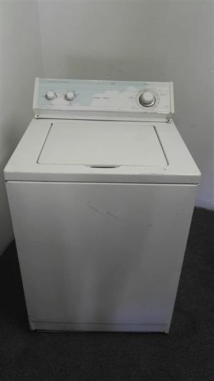 White top loader for sale