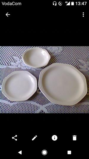 Continental Octavia Crockery