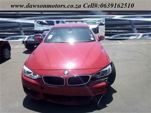 2014 BMW 4 Series co