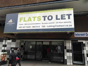 Flats to rent