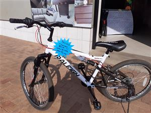Raleigh Mountain Bike 24 inch
