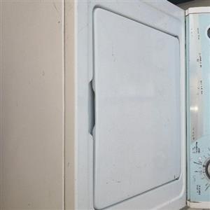 Whirlpool top Loader 10kg washing machine working