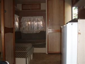 Room caravan for rent
