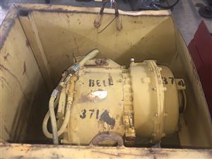 Bell ZF 6WG210 Transmission