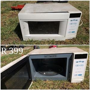 For sale Samsung microwave oven
