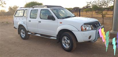 2007 Nissan Hardbody 2.4 16V
