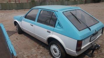 1983 Opel Kadett