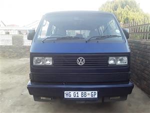 2006 VW Caravelle 2.5TDI 4Motion