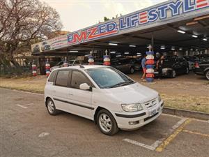 2005 Hyundai Matrix 1.6 GLS