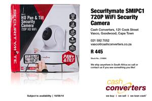 Securitymate SMIPC1 720P WiFi Security Camera