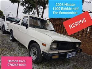 2003 Nissan 1400 Champ