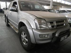 2005 Isuzu KB double cab KB 300 D TEQ LX 4X4 P/U D/C