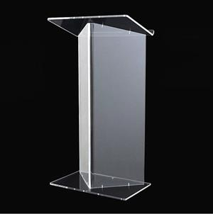 Acrylic Factory Sell Church Modern Pulpit