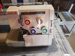 Club 4d sewing machine for sale