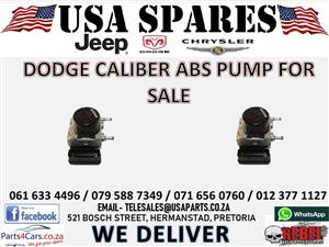 dodge caliber abs pump for sale
