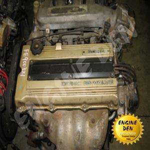 MAZDA DOHC 16V 2.0 FE USED ENGINE
