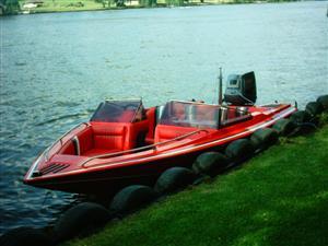 Boat & Boat Trailer