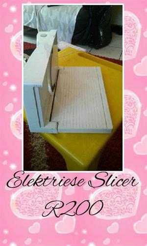 Electric slicer for sale