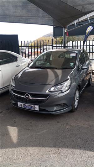 2014 Opel Corsa hatch 5-door CORSA 1.0T ECOFLEX  ENJOY 5Dr (66KW)