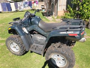 2004 Can-Am Outlander